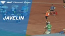 Magnus Kirt 89 75 Wins Men's Javelin Throw IAAF Diamond League Rabat 2018