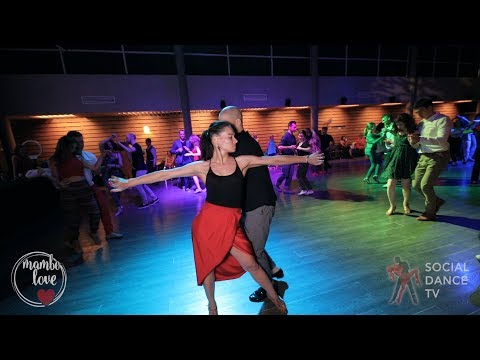 Dima Olesya - Salsa social dancing | Mambo.love 2018
