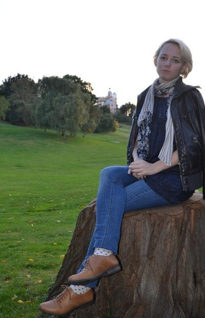 Анастасия Старкова, 10 июня , Санкт-Петербург, id6925597