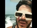 Adam Lambert's IG&ampIG story at Catalina Island 2018-08-09