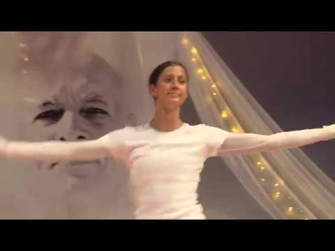 Wonderful Dance with Gymnastic By BK Sis. Kim (Australia)