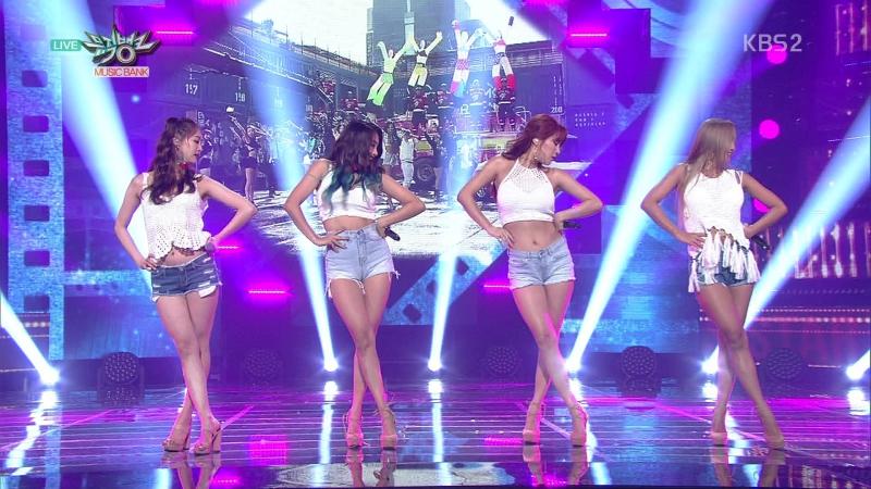 [Special Goodbye Stage] 170602 SISTAR (씨스타) - Touch My Body Loving U SHAKE IT Lonely
