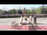23.09.14. A Commander's Funeral / Похороны командира - 1/3