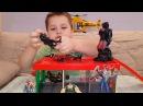 Тимоша играет в Человек Паук/ Spider Man