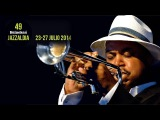 Nicholas Payton &amp L'Instrumental de Gascogne - Heineken Jazzaldia 2014