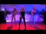 Урок клубных танцев для девушек (для начинающих)