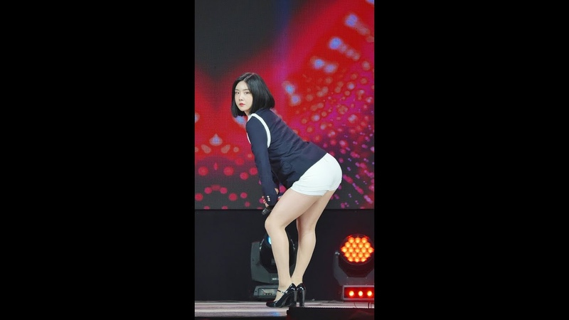 181025 Brave Girls - High Heels (Yuna) @ KFN K-Force Special Show