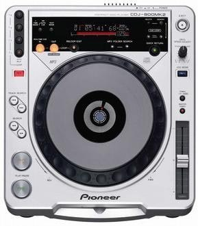 Копия DJ проигрыватель Pioneer CDJ-800