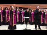 Государственный хор Республики Калмыкия: буддийский гимн