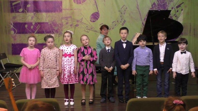 Концерт 19 мая 2018 год с участием моих деток. Татьяна Пивкина.