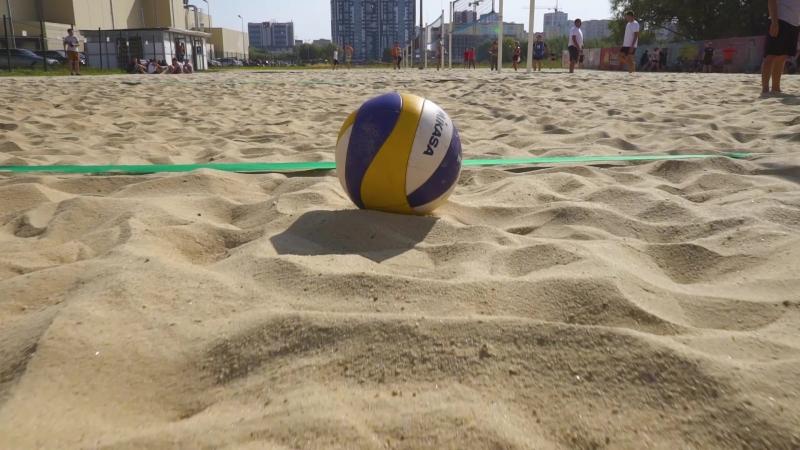 VI закрытый чемпионат по волейболу среди смешанных команд на первенство ТРЦ Премьер