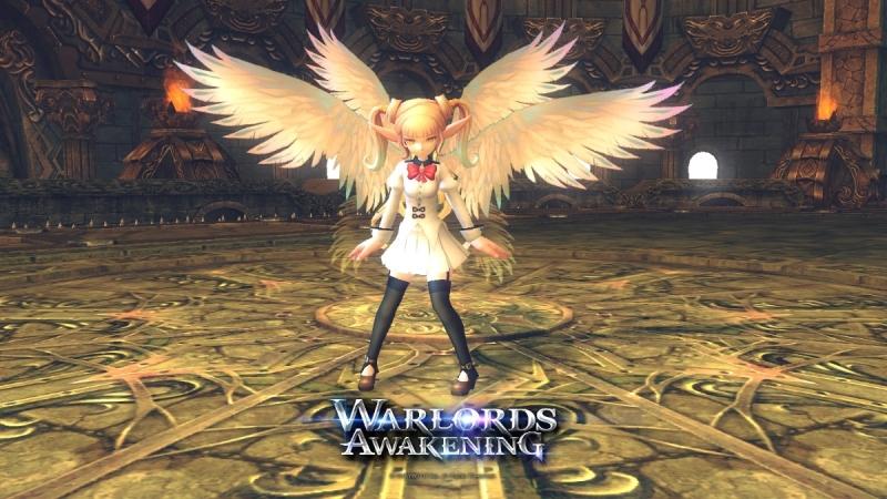 Новая MMORPG - goo.gl/DqUZDF Warlords Awakening