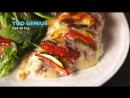 Primavera Stuffed Chicken - Delish
