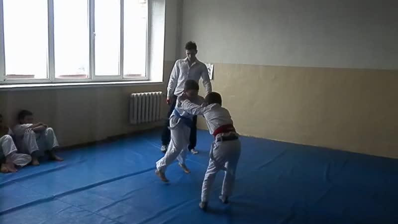 Зайцев Евгений джиу джитсу борьба 4 бой
