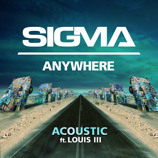 Sigma альбом Anywhere (Acoustic)
