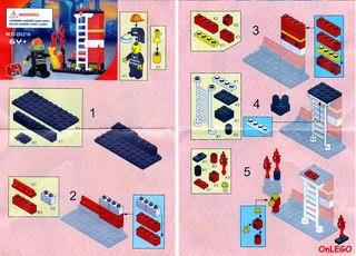 Схемы по сборке конструкторов лего
