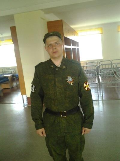 Серый Козлов, 19 декабря 1992, Воркута, id40614846