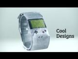 Уникальные бумажные часы Paprcuts Watch