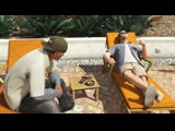 Grand Theft Auto V by z0c - Сбежавшая яхта Майкла.. х) (Часть 1)