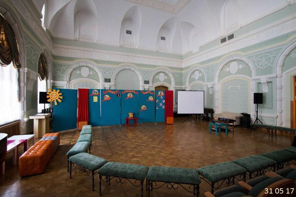 Администрация Хабаровска поможет починить сцену «Маленького принца»