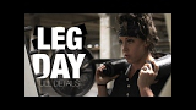 FULL LEG DAY WORKOUT | DANA LINN BAILEY
