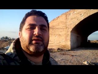 Репортаж корреспондента Раифа Ас-Саламы с военного аэродрома Абу эд-Духур