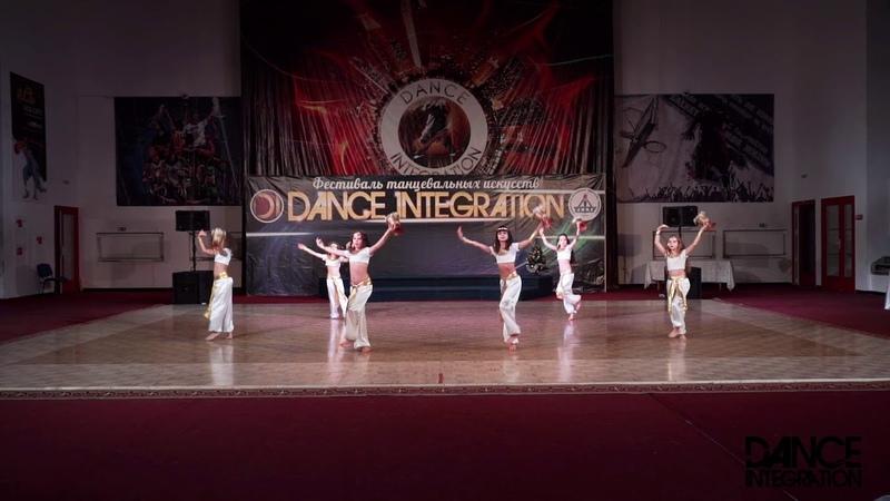 Dance Integration 2018. 22 - Золотая Чаша Драгоценность Печора