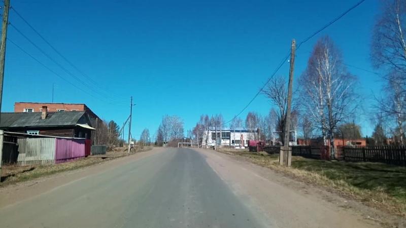 Деревня Золотарёво, Глазовский р-н. 12.05.2018