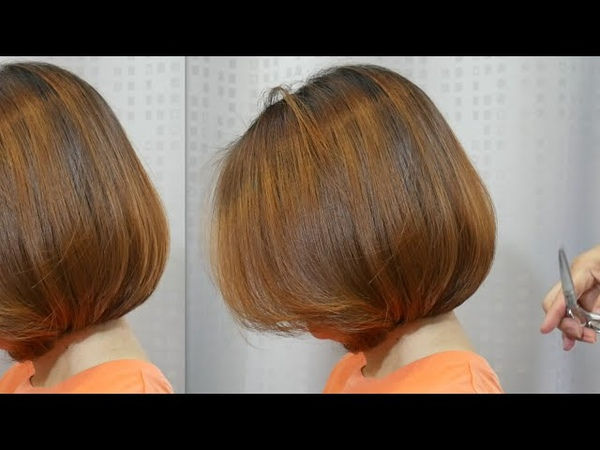 Kaykai Bob hair cut ตัดผมบ๊อบสไตล์เก๋ไก๋ 4