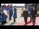 Владимир Путин прибыл с визитом в Сербию! ТРАНСЛЯЦИЯ встречи Президента России в Белграде