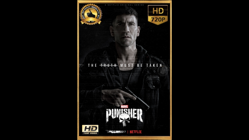Каратель / The Punisher (2017) [720p HD | 60 FPS] s01e03-04