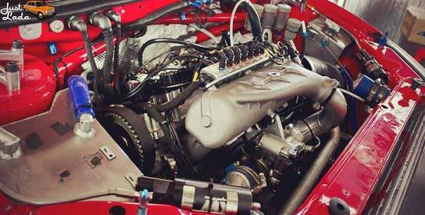 Двигатели лада спорт