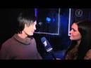 Интервью с Гелой в финале, Голос, V-Репортер, 27/12/2013
