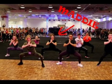 Maddie Ziegler Charlize - New Dance - 14/06/2018
