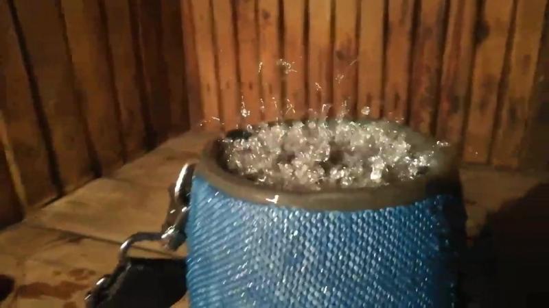 Jbl xtreme water test