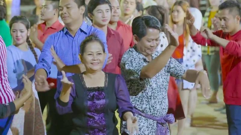песня кхмерская новогодняя