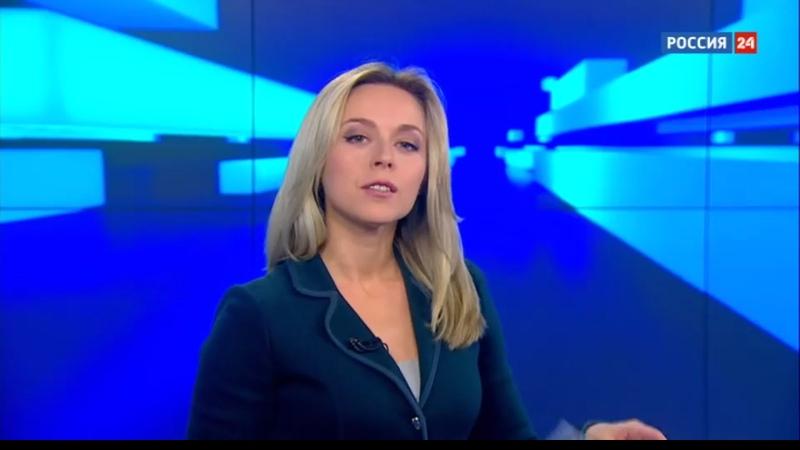 Новости на Россия 24 • В столичной подземке запустили поезд посвященный Году экологии