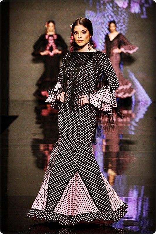 """Как сделать шаль в стиле """"Фламенко&quot"""