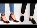 NUEVOS Zapatos Últimas Tendencias Zapatos Planos Cómodos 2019 | Zapatos Otoño Invierno
