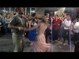 танец с учителями...