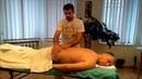 Классический массаж с Александром Моисеенко 3 часть