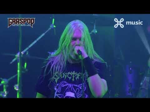 Asphyx Live @ Grasspop 2018