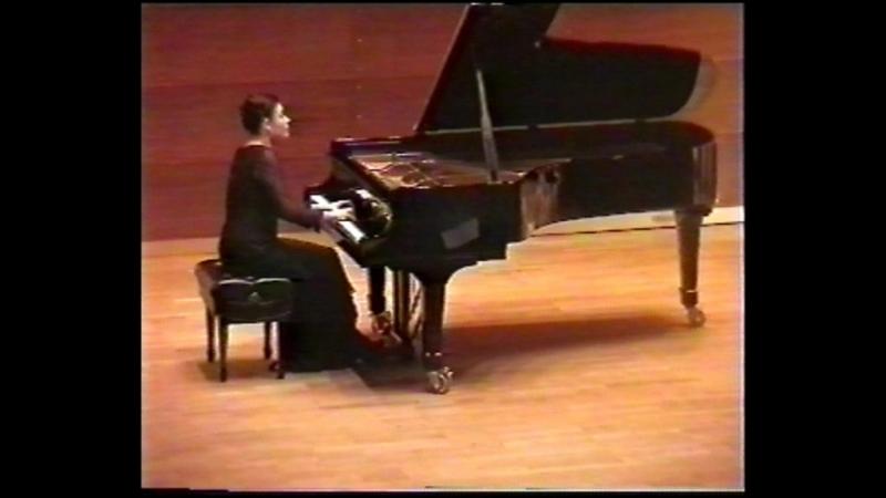 Ч.2 Выпускной экзамен студентов Высшей школы музыки и театра, Гамбург 2001