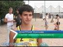 В Харькове соревновались и юные волейболисты