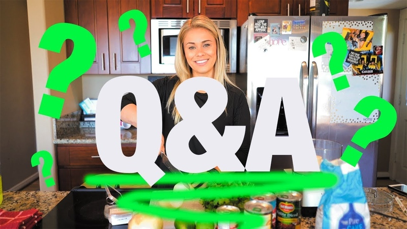 We Share A Toothbrush Q A with Paige Vanzant