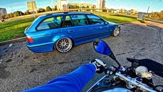 МотоБудни Ситуации на Дороге   BMW это ДИАГНОЗ!