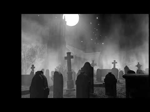 Кладбища. Мрачная Красота.