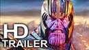 AVENGERS 4 ENDGAME Thanos Says Lets Finish This Trailer NEW (2019) Marvel Superhero Movie HD