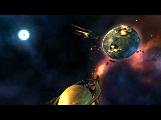 Endless Space Official Launch Trailer