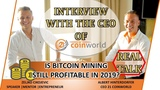 What is bitcoin What is bitcoin mining Interview with CEO 21 Coinworld MUST WATCH